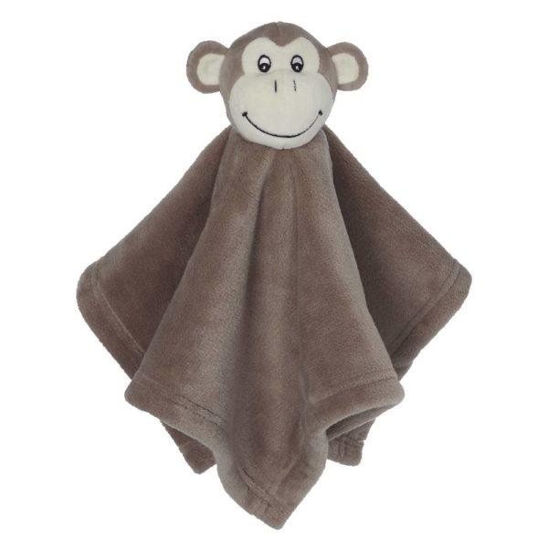 Kuscheltusch Affe braun