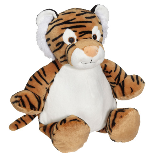 Bestickbares Kuscheltier Tiger