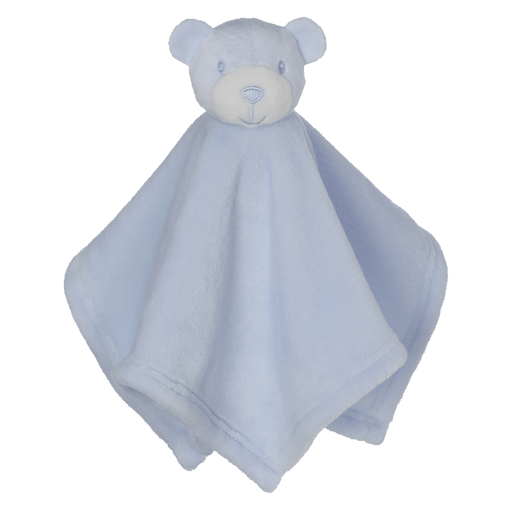 Kuscheltusch Bär blau