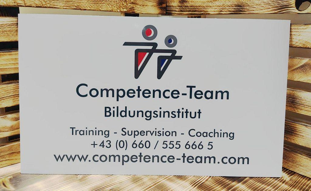 Aluschild Competence-Team